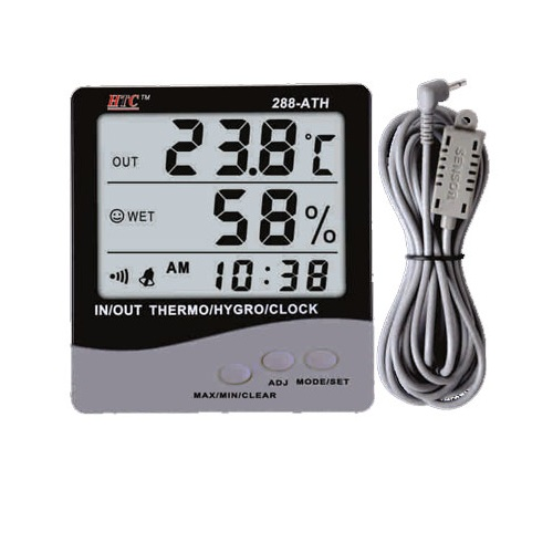 288-ATH In and Out Hygro Thermometer