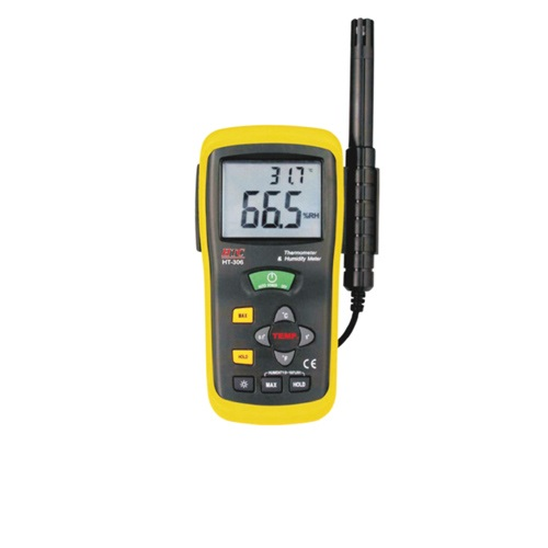 HT-306 Humidity and Temperature Meter