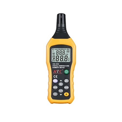 HD-304 Humidity and Temperature Meter
