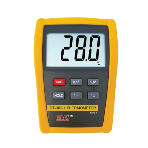 DT-302-1 Digital Thermometer Single Input