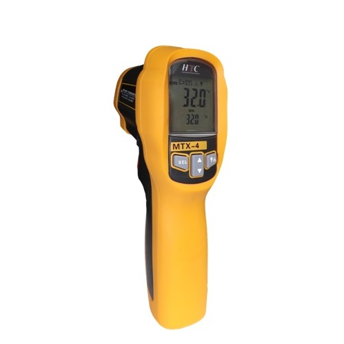 MTX4 Dual Contact and Infrared Thermometer