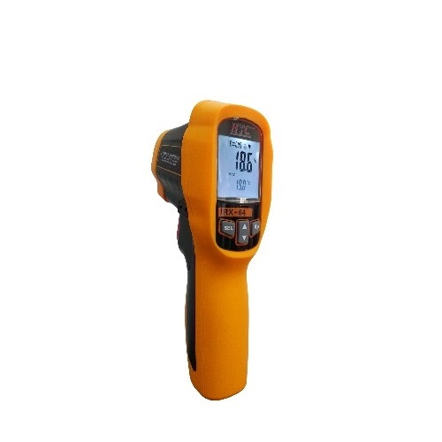 IRX-63 Contact and Infrared Thermometer