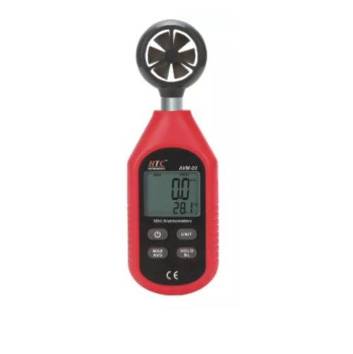 AVM-03 Mini Anemometer 0-30m/s