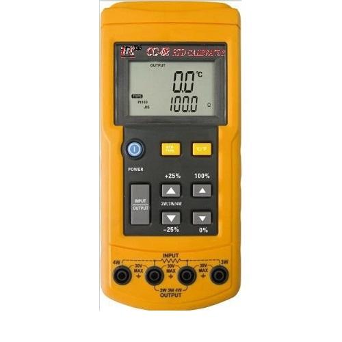 CC-02 RTD Calibrator