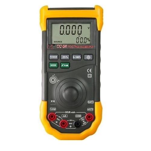 CC-04 VOLT./mA Calibrator