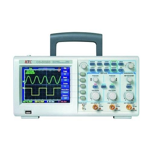 PDO-50100S 100 MHz Dual Channel Digital Oscilloscope