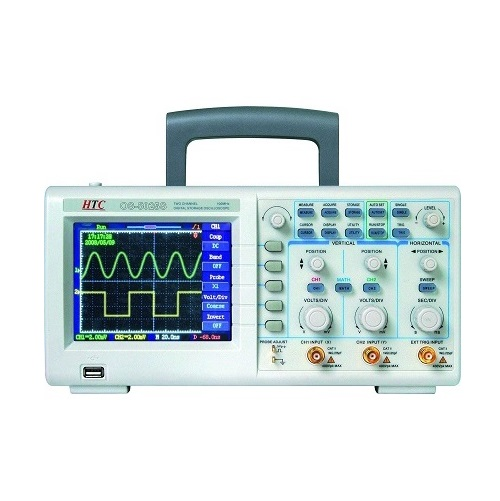 PDO-5025S 25 MHz Dual Channel Digital Oscilloscope