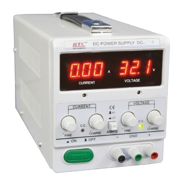 DC 3010 DC 10A Linear Power Supply