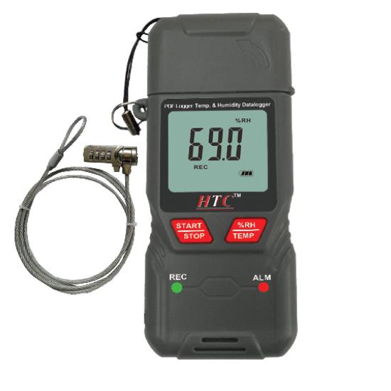 PDF Log Humidity and Temperature Data Logger