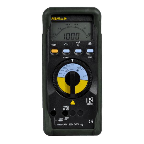 Insu 20 Insulation Tester - Battery Operated