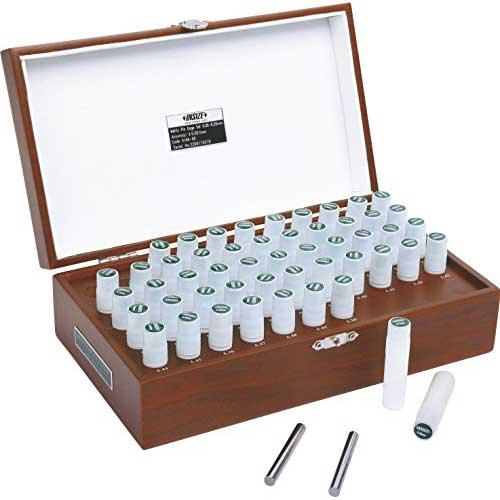 Range 7-7.5 mm Pin gauge Set 4166-7D