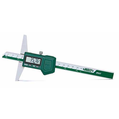 200 mm Digital Depth Gauge Waterproof 1149-200