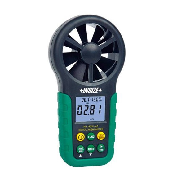 9331-40 Digital Anemometer