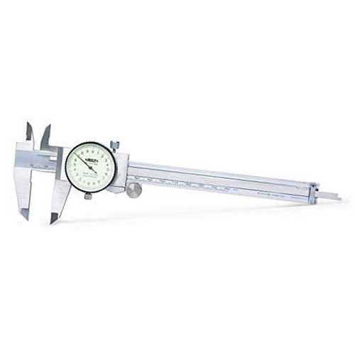 200 mm Dial Caliper 1312-200A