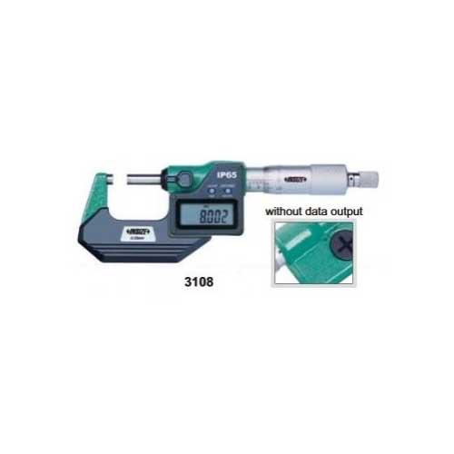 0-25 Digital Outside Micrometer 3108-25A