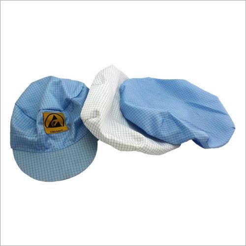 ESD Safe Antistatic Cap- Blue