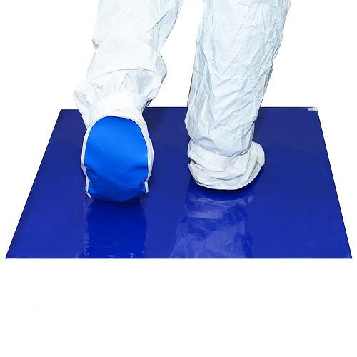 ESD Safe Cleanroom Sticky Mat -2 Feet x 3 Feet