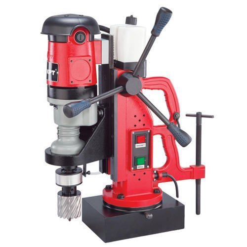 KMSBRC Mgnt. Drill M/c using Broach Cutter