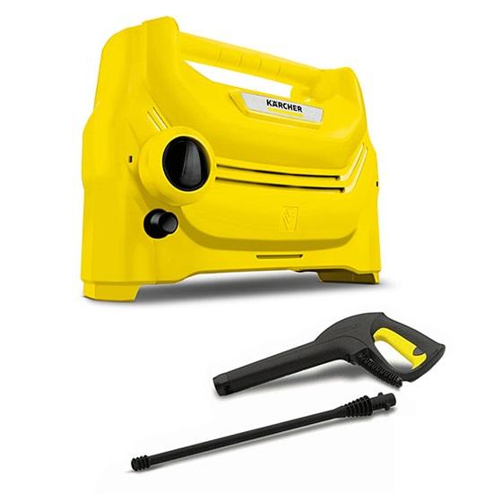 K 1 Horizontal Compact Pressure Washer