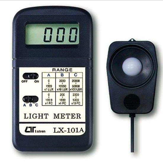 LX 101A Lux Meter