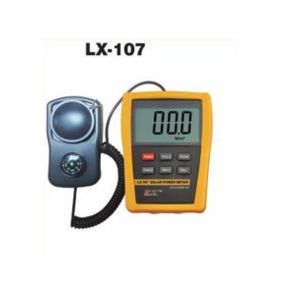 LX 107 Solar PowerMeter