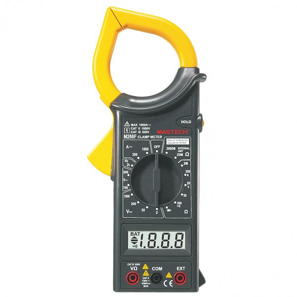 M266F Digital AC Clamp Meter