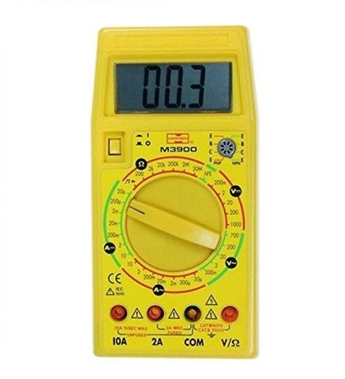 M3900 Digital Multimeter