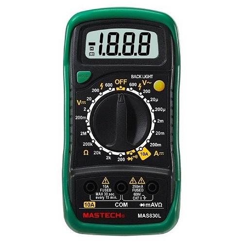 MAS830L Digital Multimeter