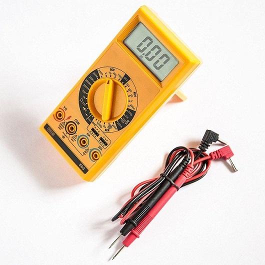 603 Digital Multimeter 200 V to 750 V
