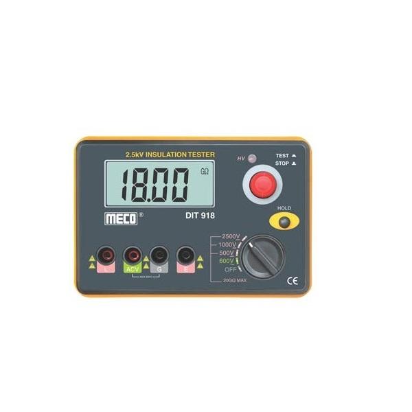 DIT 918 Digital Insulation Tester