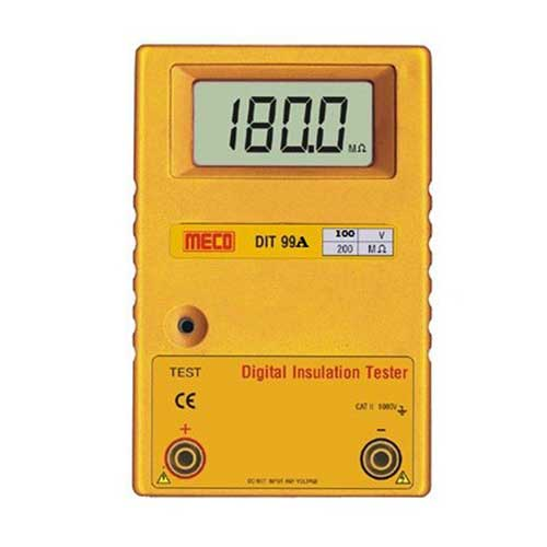 DIT 99B Digital Insulation Tester