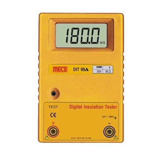 DIT 99D Digital Insulation Tester