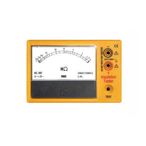 MC 901 Analog Insulation Tester