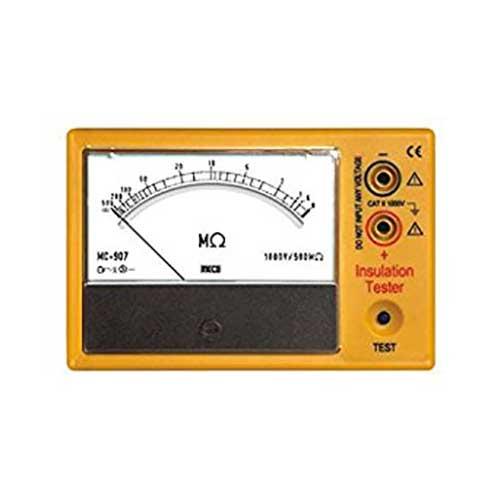 MC 904 Analog Insulation Tester
