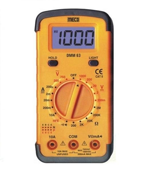 63 Digital Multimeter