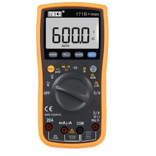 171B+ TRMS Digital Multimeter