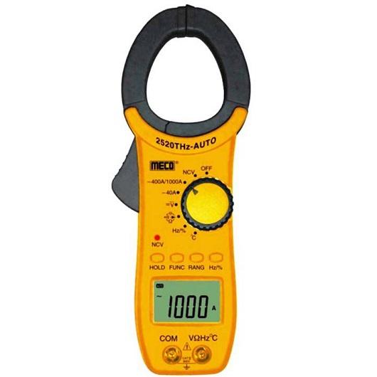 2520THz-Auto Digital AC Clamp Meter