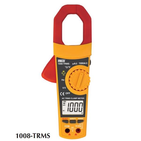 1008-TRMS Digital AC Clamp Meter