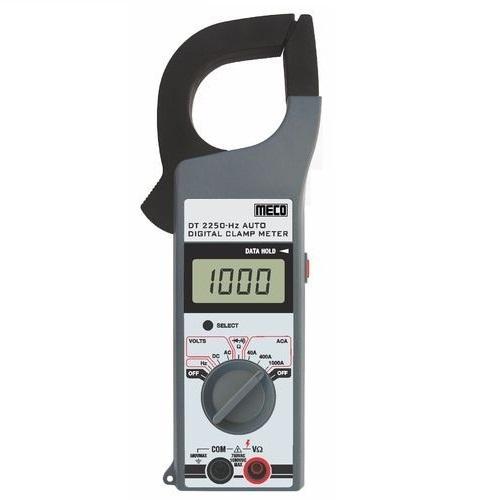 2250 Hz-Auto Digital AC Clamp Meter