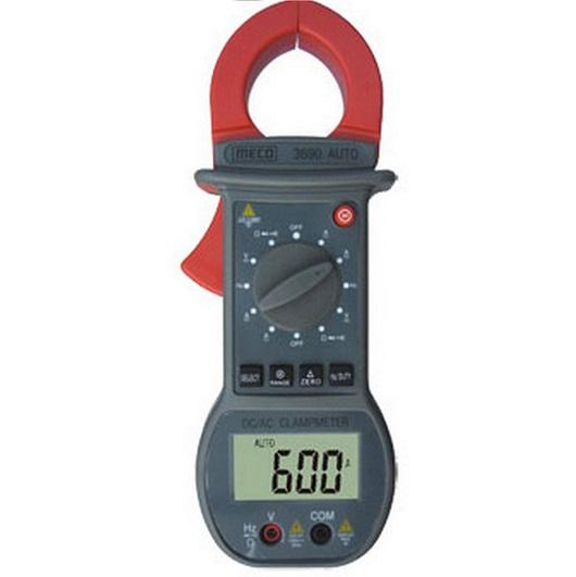 3690 Auto Digital AC/DC Clamp Meter