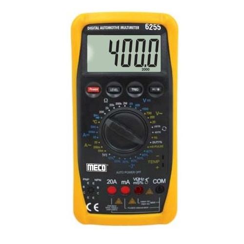 6255 Digital Automotive Multimeter