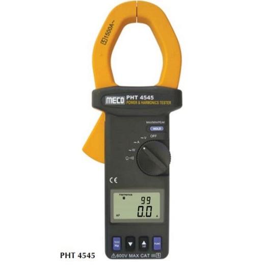 PHT-4545 AC Clamp On Power and Harmonics Tester