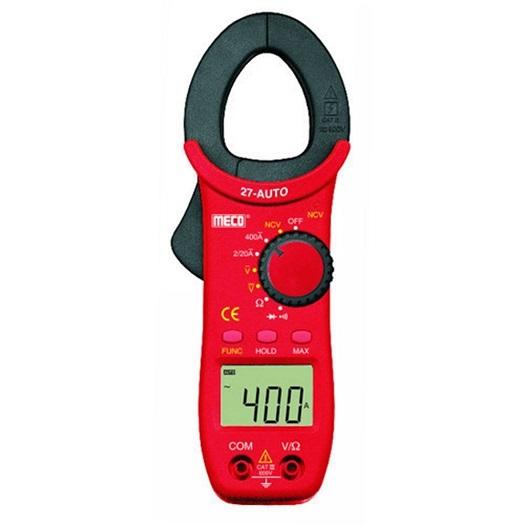 27-Auto Digital AC Clamp Meter