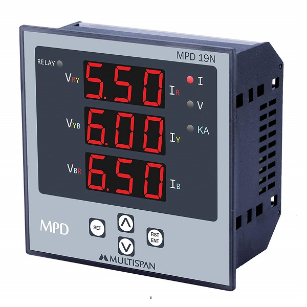 3 Phase Protection Device MPD 19N