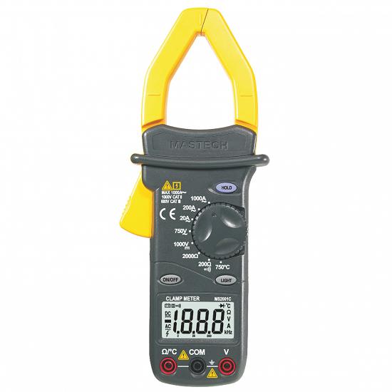MS2001C AC Digital Clamp Meter