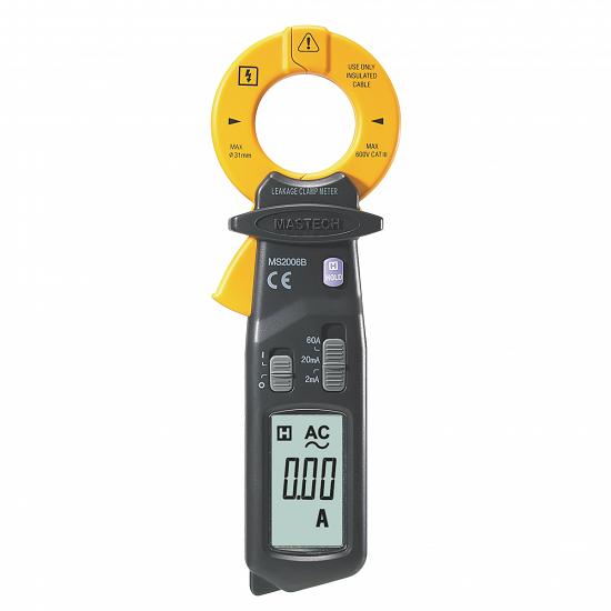 MS2006B - High Sensitivity AC Leakage Clamp Meter
