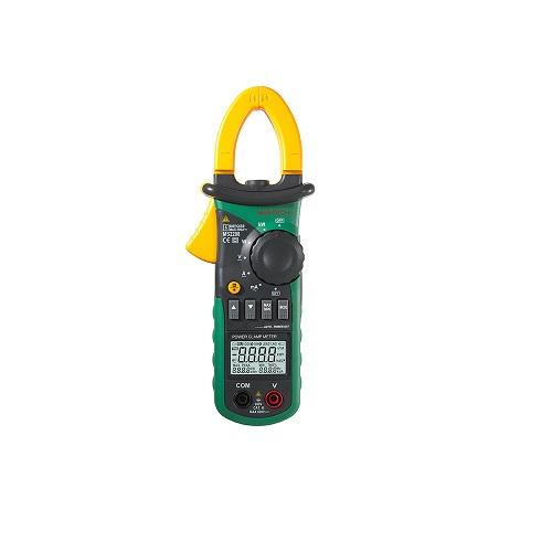 MS 2208 Harmonic Power Clamp Meter