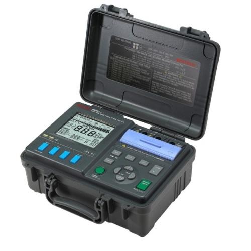 MS-5215 Digital Insulation Tester (IRT Range 300 to 5T Ohm)