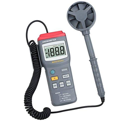 MS 6250 Digital Anemometer