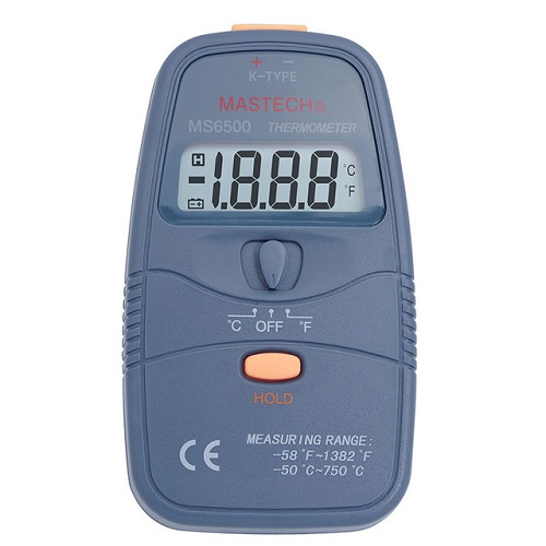 MS 6500 Digital Thermometer